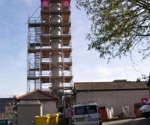 barncoose chimney pre repair06 026